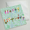 Illustrated Birthday Cards (Set Of Five) additional 4