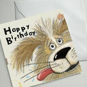Illustrated Birthday Cards (Set Of Five) additional 3