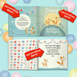 'Now You're the Biggest' Personalised Children's Book additional 3