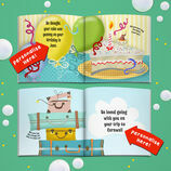 'Your Elf' Personalised Children's Christmas Story Book additional 6