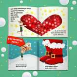 'Your Elf' Personalised Children's Christmas Story Book additional 9