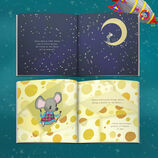 'Mouse With No House' Personalised Child's Birthday Book & Cuddly Mouse additional 3