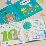'Wow You're Ten' 10th Birthday Children's Book additional 6