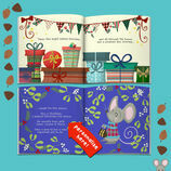Personalised Christmas Eve Children's Book additional 5