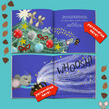 Personalised Christmas Eve Children's Book additional 11
