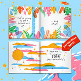 Personalised Pregnancy Announcement Book additional 9