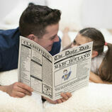 'The Daily Dad' Personalised Newspaper for Dads additional 1