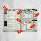 'The Daily Dad' Personalised Newspaper for Dads additional 2