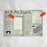 'The Daily Dad' Personalised Newspaper for Dads additional 5