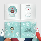 \'A Christmas Promise\' Personalised Children\'s Book additional 4