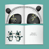 'A Book To Read At Your House' Personalised Book for Grandparents additional 6