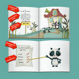 'A Book To Read At Your House' Personalised Book for Grandparents additional 3