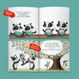 'A Book To Read At Your House' Personalised Book for Grandparents additional 4