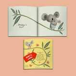 Personalised 'Why I'm Daddy's Girl / Boy' First Father's Day Book additional 9