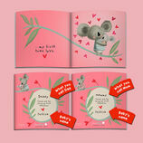 \'You\'re My First Valentine\' Personalised Book For Parents additional 10