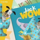 \'Wow You\'re Four\' 4th Birthday Children\'s Book additional 1