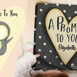 Personalised \'Promises To You\' Book additional 1