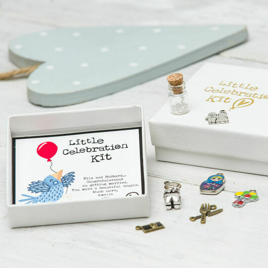 Wedding & Engagement Little Celebration Kit