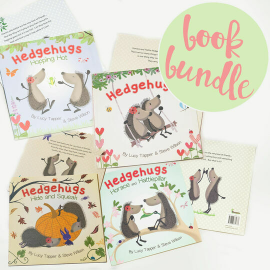 Hedgehugs Book Bundle