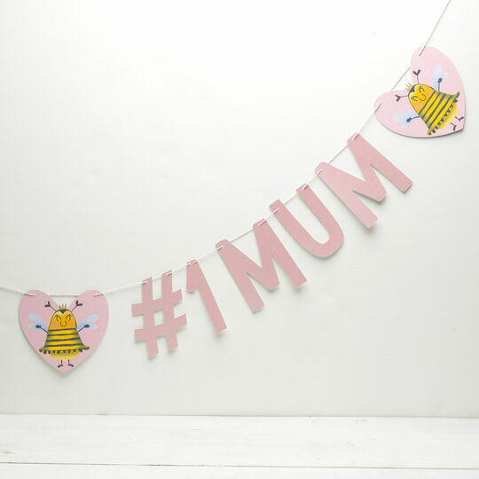 Personalised Bunting For Mum