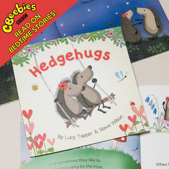 Hedgehugs Children\'s Book