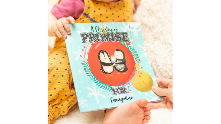 \'A Christmas Promise\' Personalised Children\'s Book