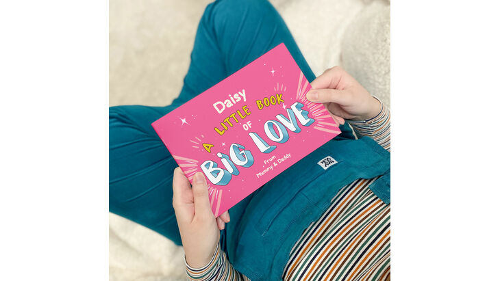 Little Book of Big Love for Teenage Girls